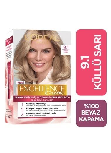 L'Oréal Paris Excellence Creme Saç Boyası Renkli